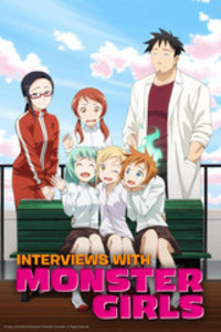 Image result for interviews with monster girl