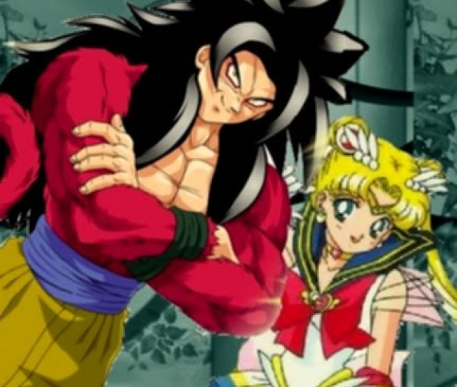 Sailor Moon And Dbz Rp