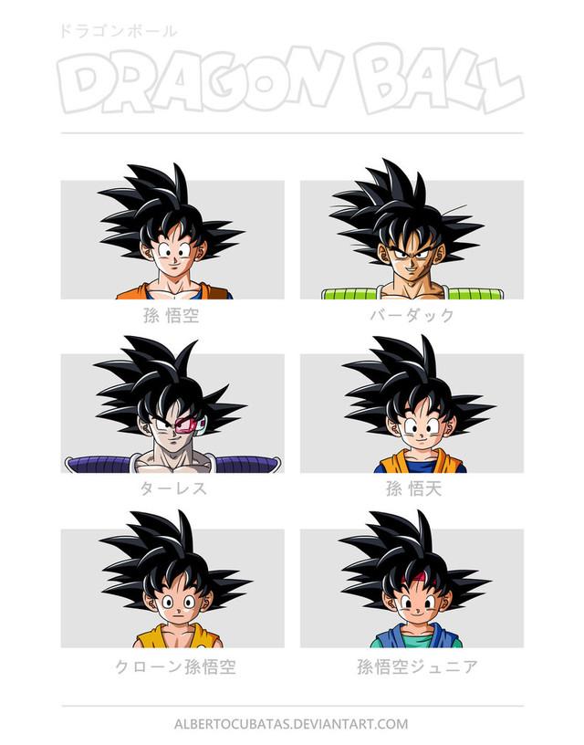 Crunchyroll Fan Artist Illustrates Dragon Ball Z Characters Families And Kills