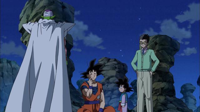 Goku sobreviveu (Dragon Ball Super - Episódio 72)