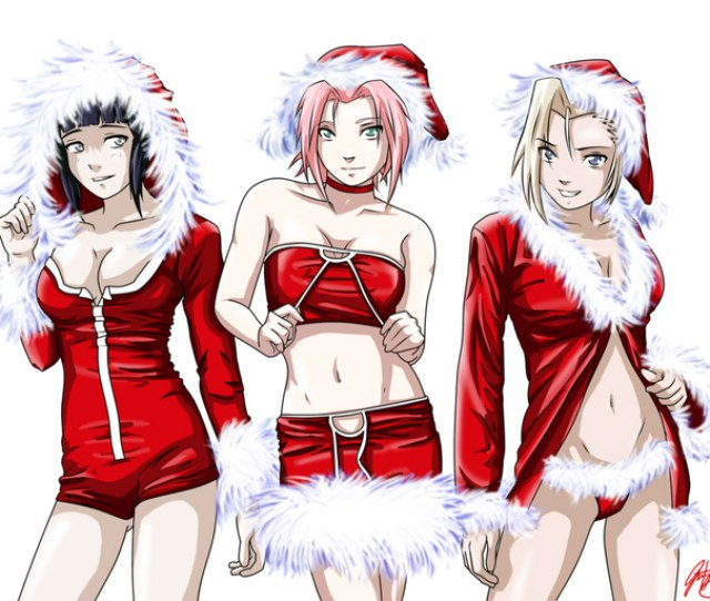 Hmmmm A Lot Of The Anime Girls Are Realy Hot So There Is A Big Choicebut Since I Am A Fan Of Naruto This Should Answer You