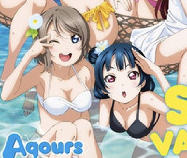 Love Live Sunshines Aqours Next Step Continues With An August 2nd Duo Trio Collection Cd The Themes For Which Were Chosen By Fans