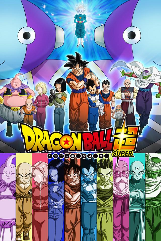 change the dragon ball super poster