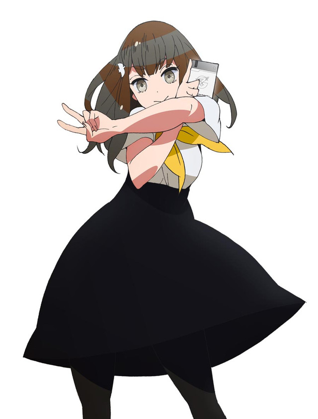 Image result for gatchaman crowds hajime