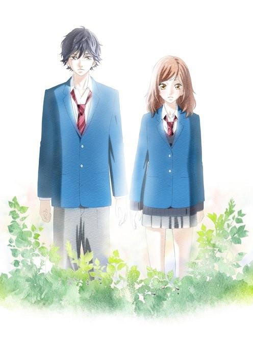 Crunchyroll Live Action Adaptation Film Of Shoujo Manga