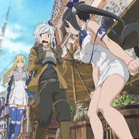 Crunchyroll    DanMachi   MEMORIA FREESE  Game Launches  The world of Is It Wrong to Try to Pick Up Girls in a Dungeon  just got  interactive in Crunchyroll s first ever mobile game launch