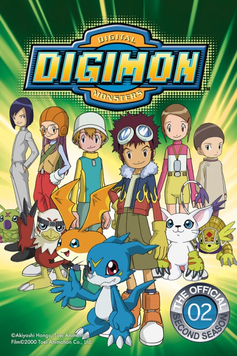 Digimon Adventure 02 DOWNLOAD ITA (2002)