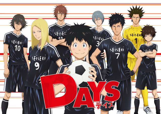 Image result for days anime