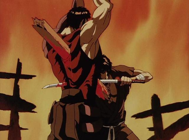 Ninja Scroll Devil 5 Of 5 Grading Fight Scenes