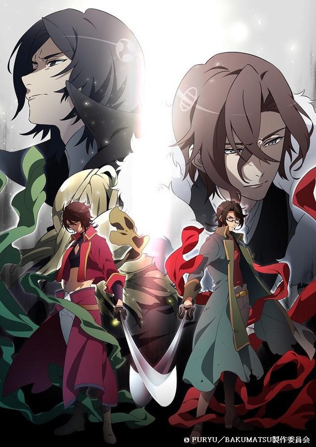 Resultado de imagem para Bakumatsu segunda temporada