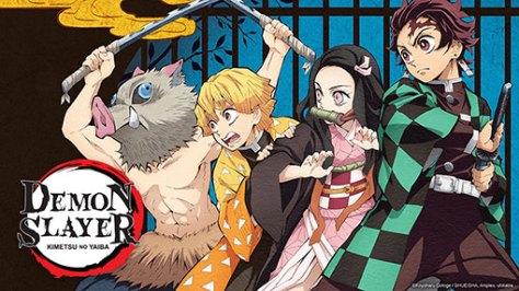 Demon Slayer: Kimetsu no Yaiba — Anime of the Year