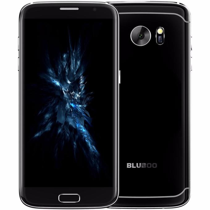 banggood Bluboo Edge MTK6737 1.3GHz 4コア BLACK(ブラック)