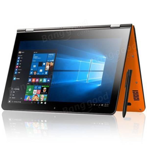 banggood VOYO VBook V3 Flagship (Wifi,4G) Core M3-6Y30 900MHz 2コア ORANGE(オレンジ)