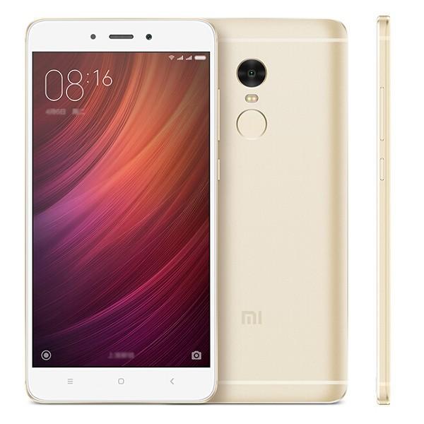 banggood Xiaomi Redmi Note 4 MTK6797 Helio X20 2.1GHz 10コア GOLDEN(ゴールデン)