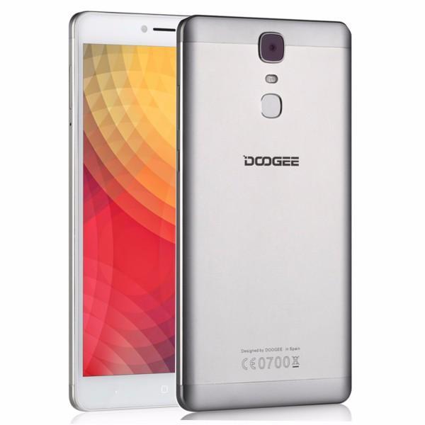 banggood DOOGEE Y6 Max 3D MTK6750 1.5GHz 8コア SILVER(シルバー)