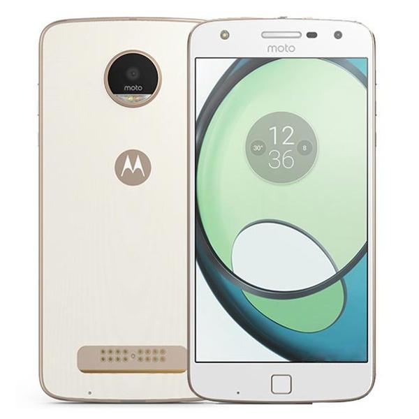 banggood Moto Z Play Snapdragon 625 MSM8953 2.0GHz 8コア WHITE(ホワイト)
