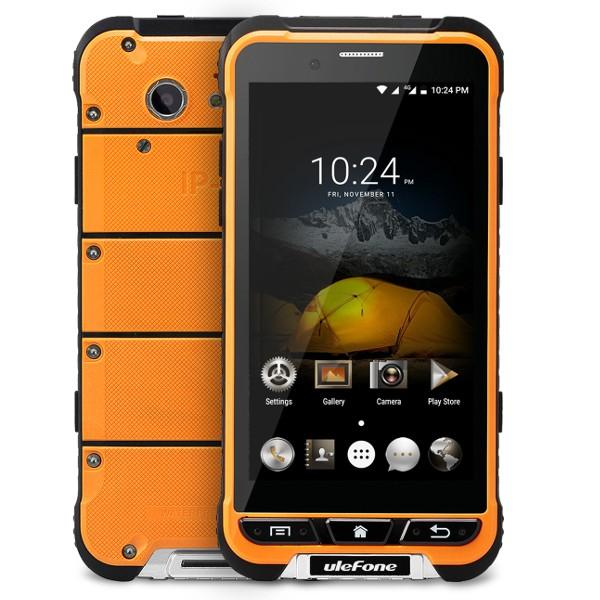 banggood Ulefone ARMOR MTK6753 1.3GHz 8コア ORANGE(オレンジ)