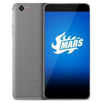 Vernee Mars 5.5 Inch Fingerprint 4GB RAM 32GB ROM Helio P10 core 4G Smartphone