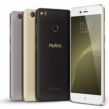 Nubia Z11 miniS 5.2 Inch Fingerprint 4GB RAM 64GB ROM Snapdragon 625 4G Octa Core Smartphone