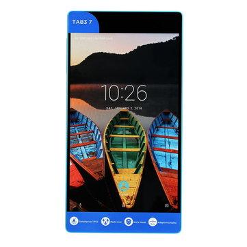 Original Box Lenovo TAB3 7 16G MTK MT8735P 4G LTE Dual Sim 7 Inch Android 6.0 Tablet