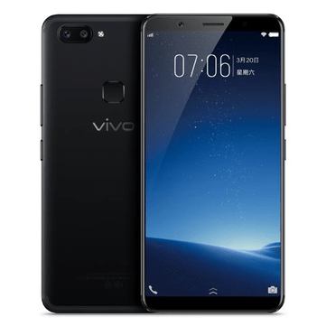 Vivo X20 6.01 Inch 4GB RAM 128GB ROM Snapdragon 660 2.2GHz Octa Core 4G Smartphone