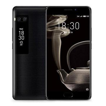 MEIZU PRO 7 Plus 5.7 inch Dual Display 6GB RAM 128GB ROM Helio X30 Deca-core 4G Smartphone