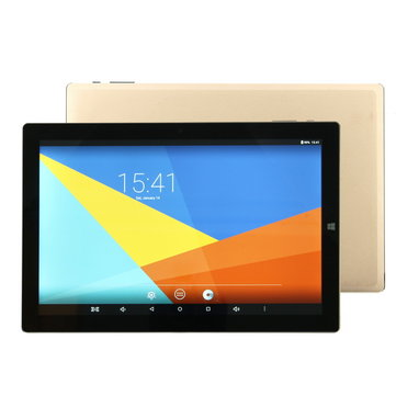 Teclast Tbook 10 S 64GB Intel Atom X5 Z8350 Cherry Trail 1.84GHz 10.1 Inch Dual OS Tablet PC