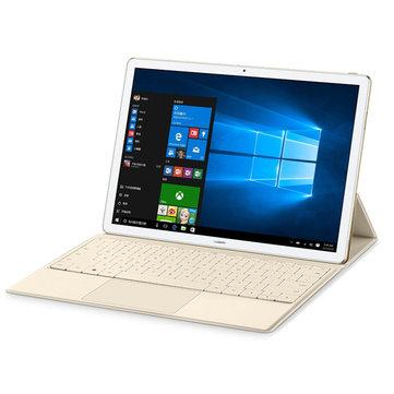 Original HUAWEI Matebook M7 4G Rom 128GB/256GB Multifunctional 2 in 1 Laptop with Portfolio Keyboard