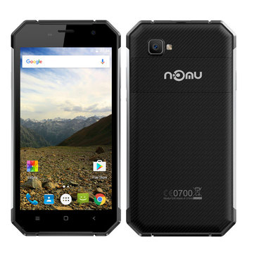 Nomu S30 5.5 inch IP68 Waterproof 4GB RAM 64GB ROM MTK6755 Octa Core 4G Smartphone