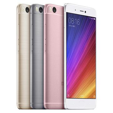 Xiaomi Mi 5s Mi5s 5.15 inch Fingerprint 3GB RAM 64GB ROM Snapdragon 821 Quad Core 4G Smartphone