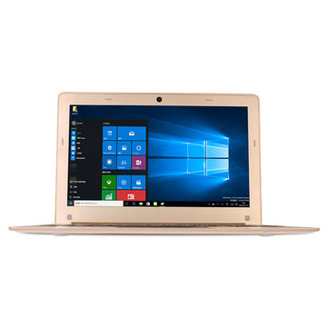 banggood Jumper EZbook Air Atom Cherry Trail x5-Z8300 1.44GHz 4コア GOLD(ゴールド)