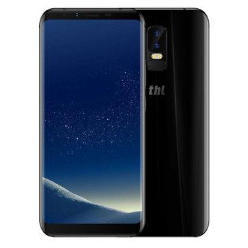 thl Knight 2 6.0 inch Wireless Fast Charge 4GB RAM 64GB ROM MT6750 Octa Core 4G Smartphone