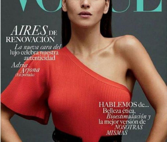 Adria Arjona Chiara Parravicini Vogue Magazine November