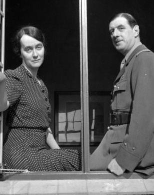 Charles de Gaulle and Yvonne de Gaulle