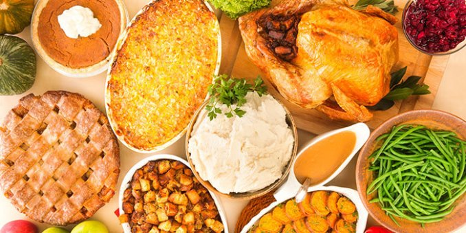 How to Not Gain Weight During Thanksgiving