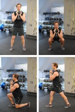5 Moves for Burning Fat Goblet Squats