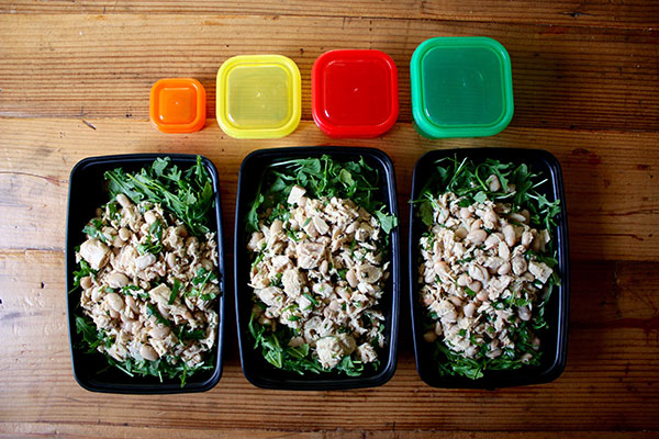 90 Minute Meal Prep Lunch | BeachbodyBlog.com