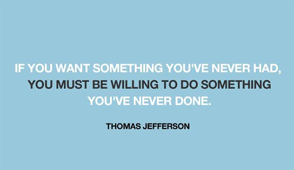 20 Motivational Quotes - Jefferson