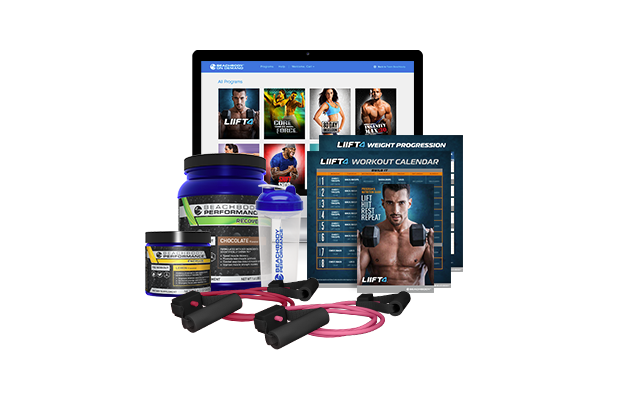 LIIFT4™ Annual Beachbody® On Demand Performance Pack