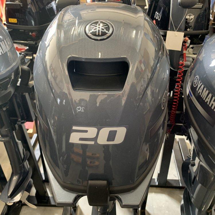 Yamaha New 20hp 15hp Outboard Motor 4