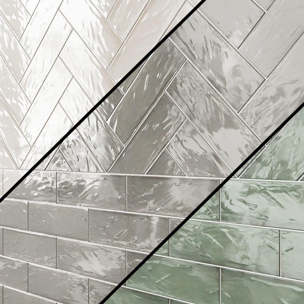 cifre ceramica bulevar wall tiles 3d model