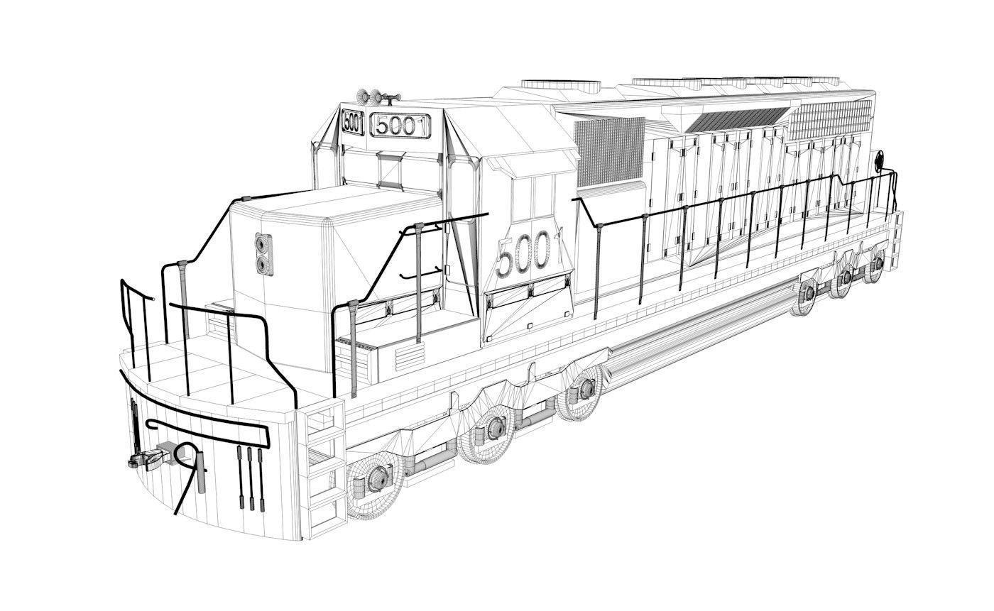 Lionel Train Engine Schematics
