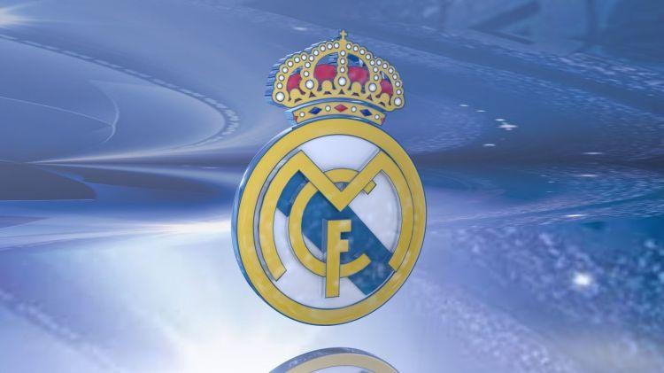 3D Real Madrid Shield   CGTrader