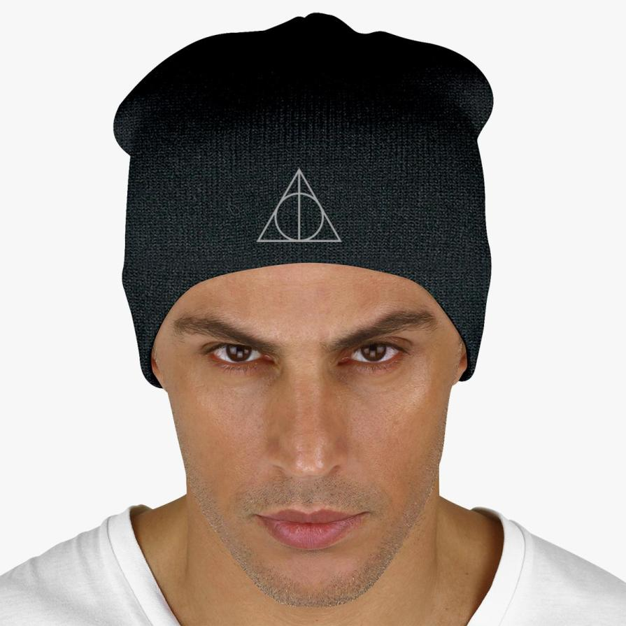 Harry Potter Elder Wand Knit Beanie