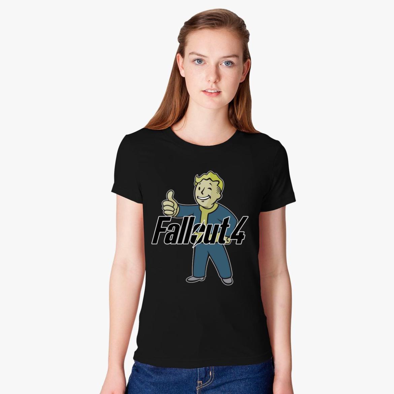 Fallout 4 Women's T-shirt