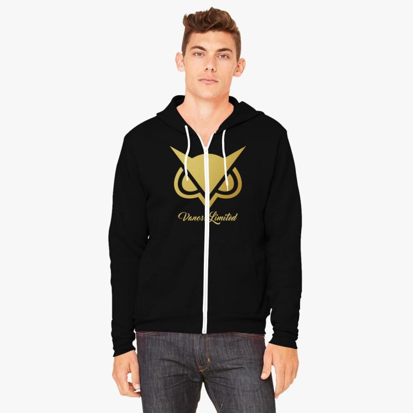Vanoss Limited  Zip-Up Hoodie