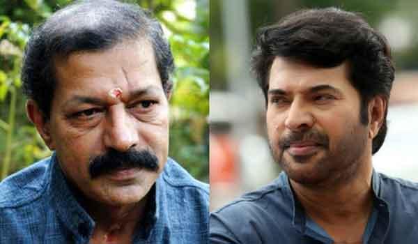 Image result for mammootty and murali