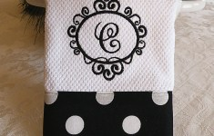 17 Upscale Personalized Kitchen Towels That Can Fit In Any Home