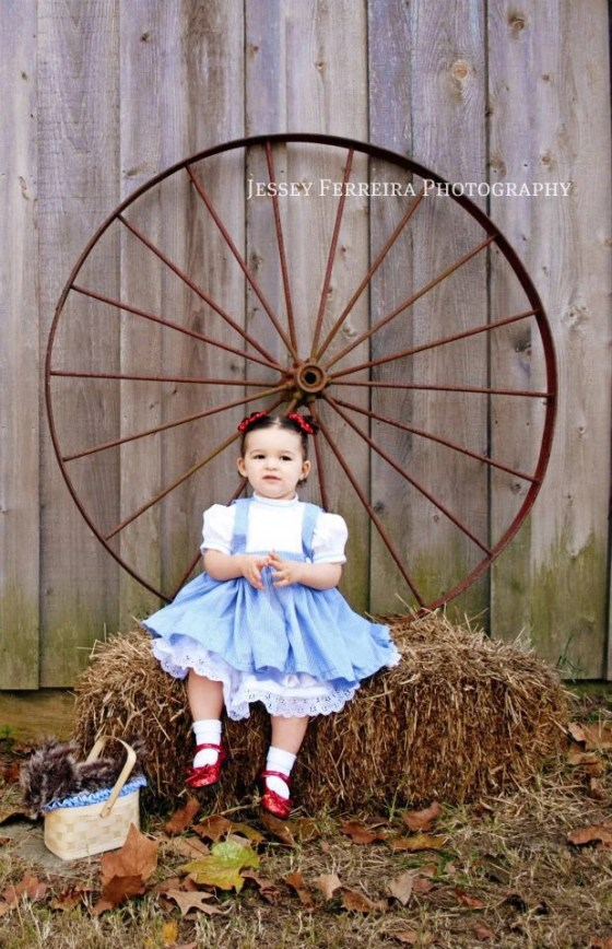 Costume Baby Dorothy- MackAbooLLC