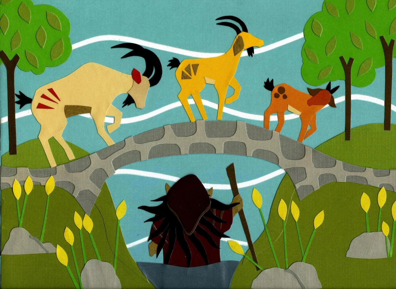 Image result for Billy goat gruffs